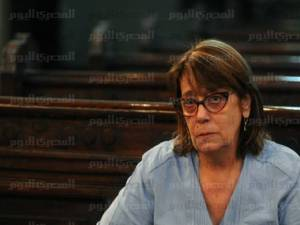 Magda Haroun photo - Egyptian Jewish head